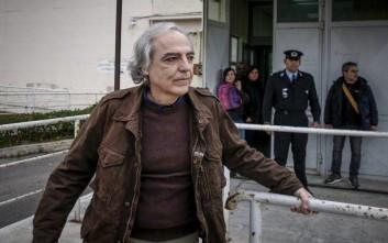 Δημήτρης Κουφοντίνας: Γιατί είπε «όχι» στο αίτημα χορήγησης άδειας η Εισαγγελία Βόλου