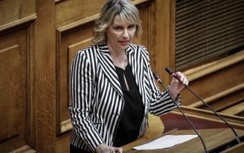 Παπακώστα: Ο Μητσοτάκης επιβεβαιώνει ότι δεν επιθυμεί τώρα εκλογές