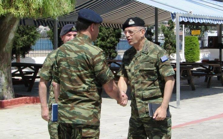 Ο αρχηγός ΓΕΣ σε εκπαιδευτική δραστηριότητα Εθνοφυλάκων στο Κιλκί9