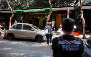 Επίθεση στην Ελληνοαμερικανική Ένωση: Βρέθηκε πιστόλι στο σπίτι της 23χρονης