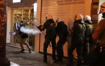 Συγκέντρωση διαμαρτυρίας στο κέντρο της Θεσσαλονίκης κατά της συμφωνίας με τη πΓΔΜ