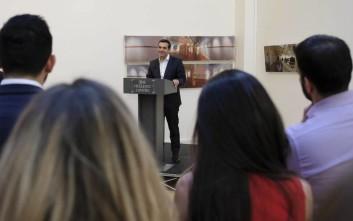 Το κάλεσμα Τσίπρα σε επιχειρηματίες στο Σίτι του Λονδίνου