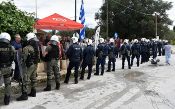 Ένωση Αστυνομικών Υπαλλήλων: Να μη γίνει η Λευκίμμη νέα Κερατέα