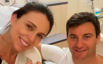 Κορίτσι γέννησε η πρωθυπουργός της Νέας Ζηλανδίας