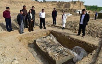 Χωριό 3.000 ετών ανακαλύφθηκε στην αυτόνομη περιοχή της Εσωτερικής Μογγολίας
