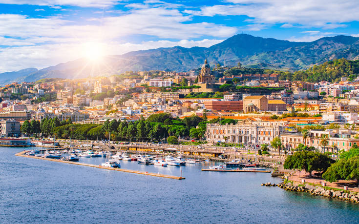 Γνωρίστε τη Μεσίνα- Τη μεγαλύτερη πόλη της Σικελίας