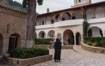 Προσπάθησαν να ληστέψουν μοναστήρι αλλά οι μοναχές σώθηκαν από το συναγερμό