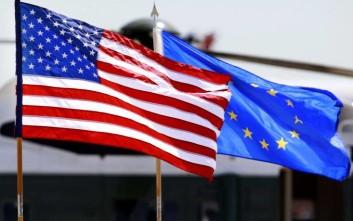 Ο Τραμπ απειλεί και πάλι την Ε.Ε. με τιμωρητικούς δασμούς