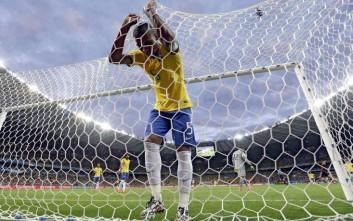 Τα «φορτωμένα» από γερμανικά γκολ δίχτυα των Βραζιλιάνων βγαίνουν σε δημοπρασία