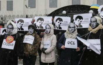 Καταδίκη 12 χρόνων για κατασκοπεία σε Ουκρανό δημοσιογράφο