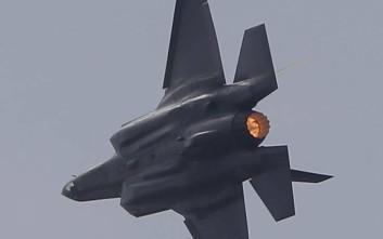 «Πάγος» και επίσημα στην παράδοση των F-35 στην Τουρκία