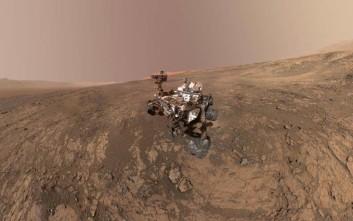Επτασφράγιστο μυστικό από τη NASA τα ευρήματα του Curiosity στον Άρη