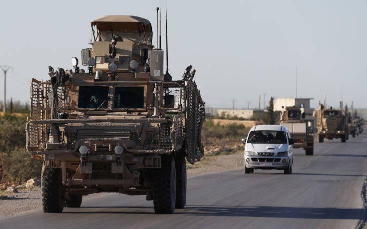 Άρχισε η αποχώρηση των Αμερικανών από τη Συρία