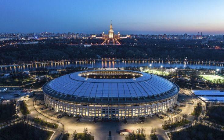 Παγκόσμιο Κύπελλο 2018, το πρόγραμμα όλων των αγώνων