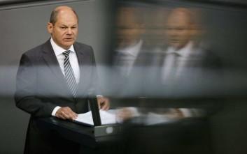 Ο Σολτς θα παραμείνει υπουργός Οικονομικών
