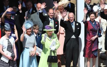 Ποιο είναι το γαμήλιο δώρο της βασίλισσας Ελισάβετ στον Χάρι και την Μέγκαν