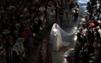 Πατέρας Μέγκαν: Λυπάμαι που έχασα το γάμο της κόρης μου, όμως ο Κάρολος ήταν υπέροχος