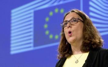 Η Ευρωπαϊκή Ένωση προσέφυγε στον ΠΟΕ κατά των αμερικανικών δασμών