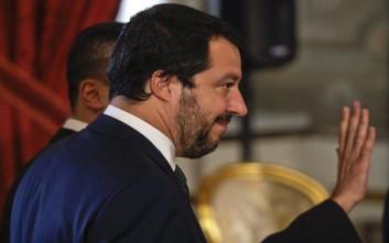 «Από σήμερα η Ιταλία αρχίζει να λέει όχι στο εμπόριο ανθρώπων»