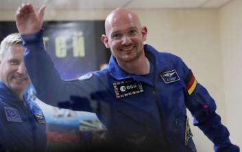 Δεύτερη διαστημική αποστολή μέσα σε τρία χρόνια