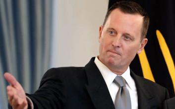 Επίθεση του πρεσβευτή των ΗΠΑ στη Γερμανία για τη ναυτική αποστολή στο Στενό του Χορμούζ