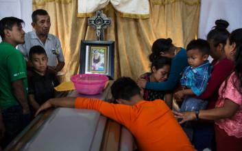 Ανείπωτη τραγωδία στη Γουατεμάλα, έφτασαν τους 109 οι νεκροί