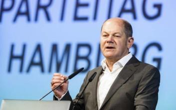 Σολτς: Το κριτήριο του Μάαστριχτ για το χρέος μπορεί να επιτευχθεί φέτος ή το 2019