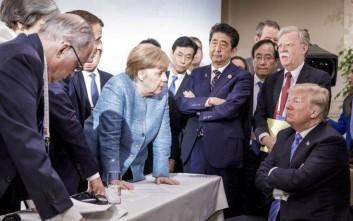 Διαχώρισαν τη θέση τους οι ΗΠΑ από τη Συμφωνία για το Κλίμα