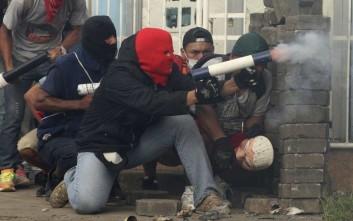 Βυθίζεται στο χάος και τη βία η Νικαράγουα