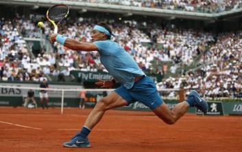 Βασιλιάς στο Roland Garros ο Ναδάλ