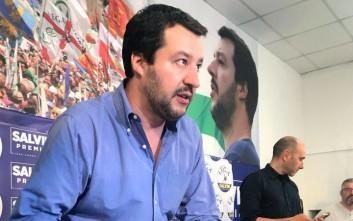 Σαλβίνι: Η Ισπανία δεν τήρησε τις υποσχέσεις της για την υποδοχή προσφύγων