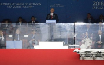 Οι ηγέτες κρατών που θα παρακολουθήσουν από κοντά το Μουντιάλ της Ρωσίας