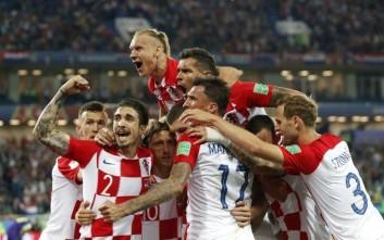 Η Κροατία έκοψε εύκολα τα... φτερά των «σούπερ αετών»
