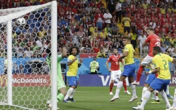 Russia Soccer WCup Brazil Switzerland