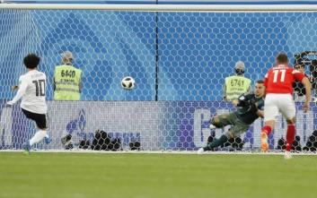 Ένα πέναλτι κάθε δύο παιχνίδια στο Παγκόσμιο Κύπελλο