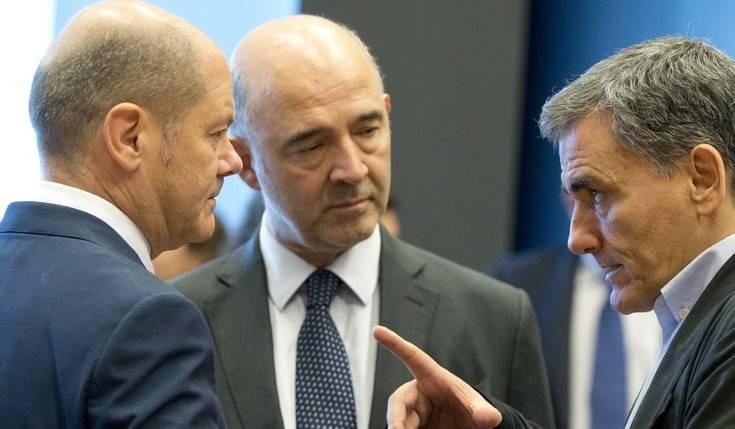 Η αντίσταση των Γερμανών στο Eurogroup