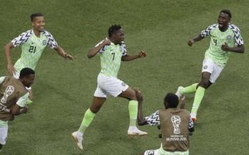 Με 1.800 ευρώ η Νιγηρία μπορεί να πάρει το Μουντιάλ