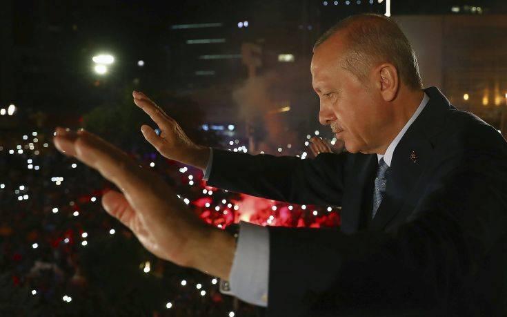 Στο Βέλγιο συγκέντρωσε τα υψηλότερα ποσοστά του στην Ευρώπη ο Ερντογάν