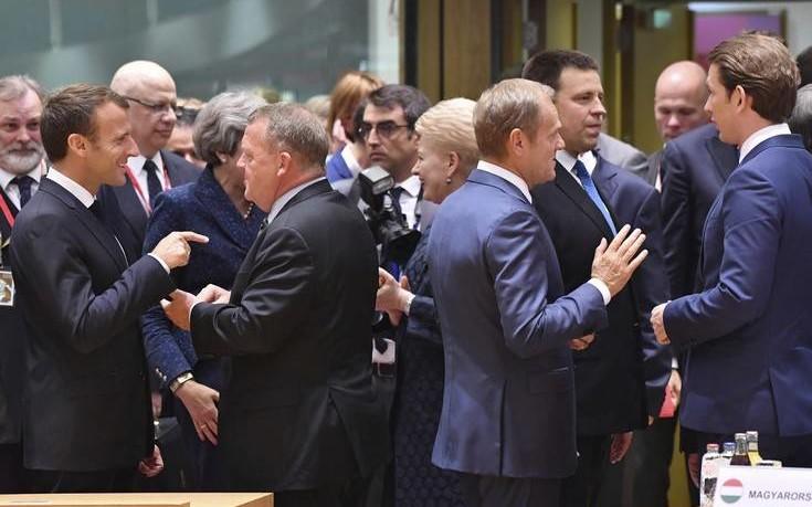 Τι συμφώνησαν οι Ευρωπαίοι στη Σύνοδο Κορυφής για τους μετανάστες