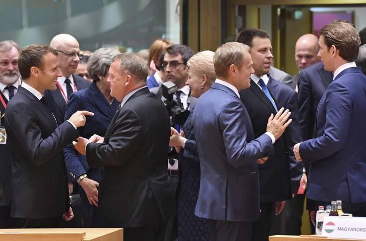 «Να διασφαλίσουμε ότι θα υπάρξει συμφωνία για το Brexit»