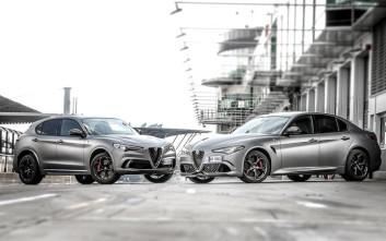 Διαθέσιμες οι εκδόσεις NRING για τις Alfa Romeo Giulia και Stelvio