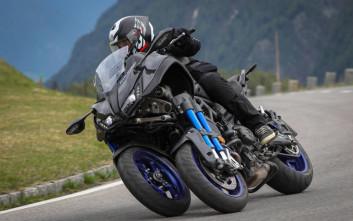 H Yamaha NIKEN ανοίγει νέους δρόμους