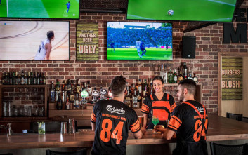 Buffalo Wings & Rings, το πρώτο sports & lifestyle restaurant είναι γεγονός