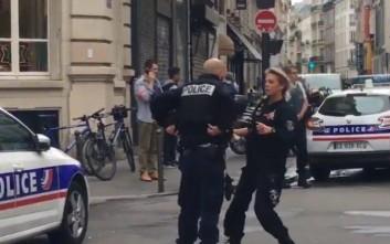 Σε συναγερμό το Παρίσι, πάνοπλοι αστυνομικοί αντιμετωπίζουν υπόθεση ομηρίας