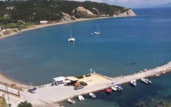 Εγκαινιάζεται το νέο λιμάνι της Ερείκουσας