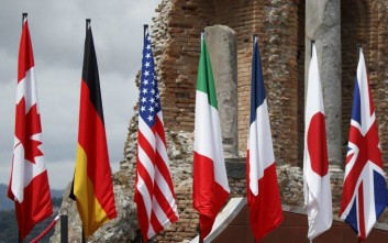 Ξεκινά σήμερα η πιο τεταμένη σύνοδος στην ιστορία της G7