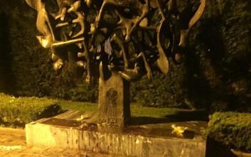 Η Ισραηλιτική Κοινότητα καταδικάζει τη βεβήλωση του Μνημείου Ολοκαυτώματος στη Θεσσαλονίκη