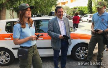 Το νέο σύστημα ελεγχόμενης στάθμευσης στην Αθήνα