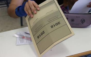 Πανελλήνιες 2019: Στην Άλγεβρα εξετάζονται σήμερα οι μαθητές των ΕΠΑΛ