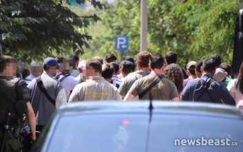 Στις 27 Ιουνίου η δίκη των μελών Ρουβίκωνα